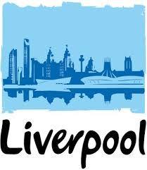Rebranding of Liverpool Logo Design Liverpool Life, Share Logo, Logo Branding, Logos, Commercial Art, Typography, Lettering, Creative Logo, Cool Logo