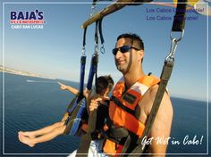 Unstoppable Fun with BAJA´S! Diversión Imparable con BAJA´S!  #LosCabos #CaboStrong #Bajaswatersports #Watersports