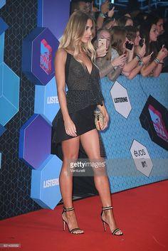 Ann-Kathrin Broemmel attend the MTV Europe Music Awards 2016 on November 6, 2016 in Rotterdam, Netherlands.