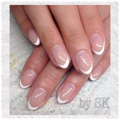 French gel nails