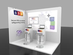 SSS Learning @ Educations Show 2017 Final Design Prevent Duty, Exhibition Stand Design, 3d, Education, Learning, Exhibition Stall Design, Teaching, Training, Educational Illustrations