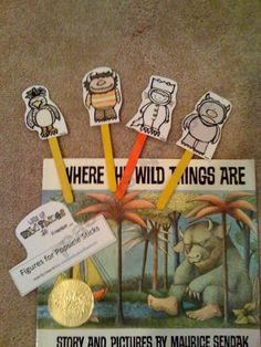 Where the Wild Things are Sticks