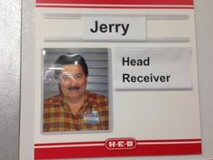 Jerry must love his job - Fail Picture