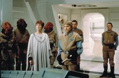"""The Emperor has made a critical error and the time for our attack has come."" - Mon Mothma"