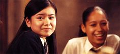 Would you prefer to get it on with Oliver Wood or drink tea with Cho Chang? Harry Potter Quidditch, Harry Potter Gif, James Potter, Harry Potter Characters, Harry Potter World, Book Characters, Katie Leung, Cho Chang, Soulmate Quiz