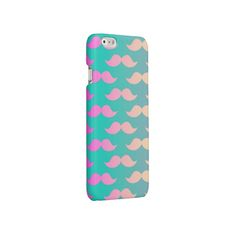 #Cover for #iPhone #Mustache #colorful #style #trend http://www.creatink.com/product/iphone-cover-case/mustache-colorful/
