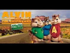 Alvin and the Chipmunks : The Road Chip 2015 Full Movie - YouTube