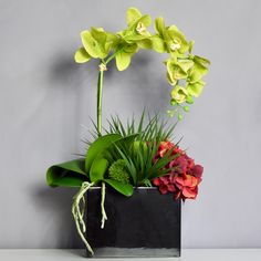 Large selection of Artificial Flowers & Plants. Choose from a range of Artificial Flowers & Plants. Faux Flowers, Artificial Orchids, and Silk Flowers. Artificial Flowers And Plants, Artificial Flower Arrangements, Artificial Silk Flowers, Red Hydrangea, Green Orchid, Orchid Arrangements, Faux Flowers, Mother Nature, Oriental