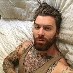 @levistocke #beardbad