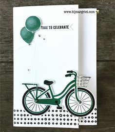 Best Mongoose Mountain Bikes to Buy in 2020 - Bikespedia Masculine Birthday Cards, Birthday Cards For Men, Handmade Birthday Cards, Masculine Cards, Homemade Greeting Cards, Greeting Cards Handmade, Build A Bike, Bicycle Cards, Petal Pushers