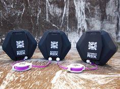 Boombotix REX Wireless Ultraportable Weatherproof Speaker