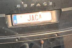 nr plaat JACA