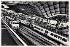 Southern Cross Station VI by mdomaradzki.deviantart.com