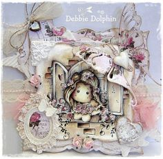 A Touch Of Velvet - Debbies Magnolia Cards