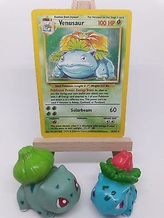 15/102 Venusaur Holographic Pokemon Trading Card
