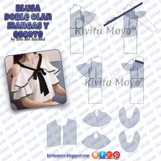 How to use a French Curve Formal Dress Patterns, Dress Making Patterns, Blouse Patterns, Clothing Patterns, Sewing Class, Sewing Basics, Easy Sewing Patterns, Sewing Tutorials, Fashion Sewing