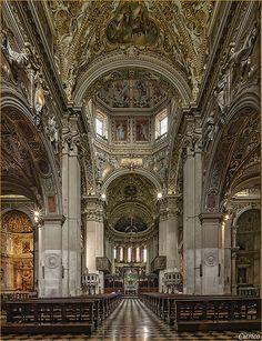 Bergamo, città alta - Basilica di Santa Maria Maggiore