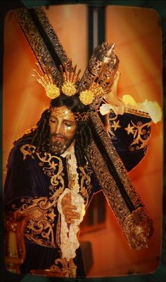 Nuestro Padre Jesús el Rico, Miércoles Santo . MALAGA-SPAIN