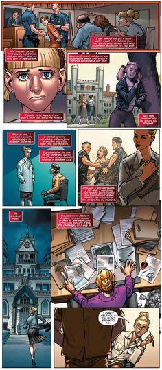 Harley Quinn's Origin Story - Imgur