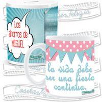 Pack ahorro Taza+Hucha - Rakuten.es  Pack ahorro Taza+Hucha: PACK001 de Cositas para ser feliz | Compra en línea en Rakuten España
