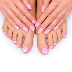 French Manicure And Pedicure Designs ❤ Learn How To Do Manicure And Pedicure In No Time ❤ See more ideas on our blog!! #naildesignsjournal #nails #nailart #naildesigns #toes #toenails #manicureandpedicure #pedicure How To Do Manicure, Manicure And Pedicure, Pedicure Designs, Toe Nail Designs, Pretty Nail Designs, Toenails, Beauty Routines, Looking Gorgeous, Pretty Nails