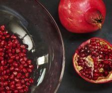 Rezept Granatapfel-Apfel Marmelade von Luftkeks - Rezept der Kategorie Saucen/Dips/Brotaufstriche