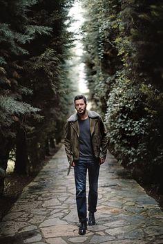 "The photo ""Baris Arduç - Cosmopolitan Man Magazine Pictorial [Turkey] (November has been viewed 240 times. Turkish Men, Turkish Beauty, Turkish Fashion, Turkish Actors, Turkish Coffee, Man Magazine, Elcin Sangu, Tv Awards, Face Photography"