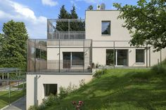 Anna Wickenhauser Architektur  Pez Hejduk, Architekturfotografie Style At Home, Anna, Mansions, House Styles, Home Decor, Architecture, Projects, Decoration Home, Manor Houses
