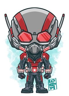 Ant-Man by Lord Mesa