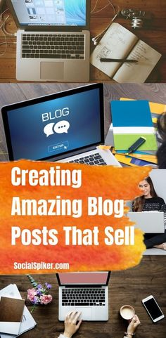 Learn tricks on how to turn your #blog into a money-making machine!
