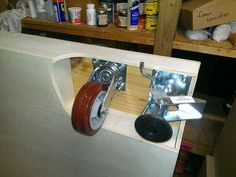 Ultimate Mobile Woodworking Bench (UMWB) #3: Platform and Work surface - by Garry @ LumberJocks.com ~ woodworking community