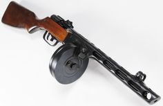 PPSH 41, ruska kratka automatska puška