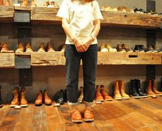 Red Wing Shoes Korea Daily Coordination #8001