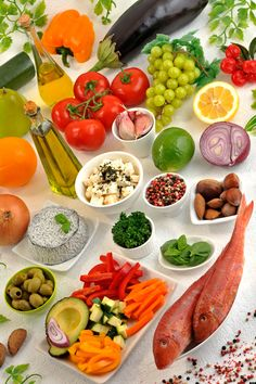Mediterranean Diet Could Improve Food Security And Lower Grocery Costs, Study Finds