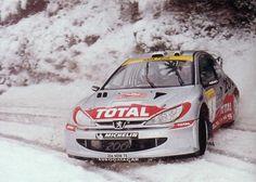 2000 - Marcus Grönholm (Peugeot 206 WRC)