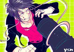 Boku no Hero Academia || Kyouka Jirou (Male)