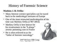 30 Best Forensic Study Images Forensics Forensic Science Crime