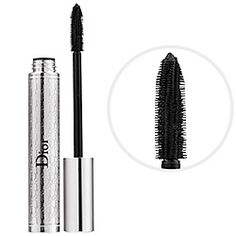 What it is:A mascara with an innovative oblique brush that curls and defines lashes.What it does:Diorshow Iconic Mascara is the latest in Dior's dazzling range of best-selling mascaras. Created backstage for fashion shows and celebrity red carpet eve