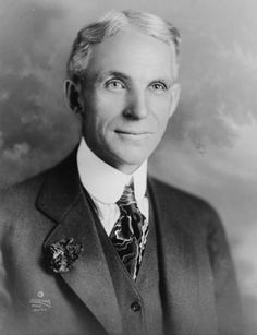 We didn't mention him earlier because he was to good for the list. Happy 150th birthday Henry Ford! Also, thank you Henry for making the assembly line, the Mustang and the F-150. And also for letting from under 100 people having cars, SUVs, passenger vans and light trucks to almost 600 Million of 6 Billion cars, SUVs, passenger vans and light trucks.