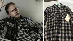 Zap2it Sweepstakes: Wrap yourself in 'Sons of Anarchy' plaid