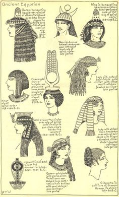 Chapter 1 - Ancient Egyptian - Plate 3