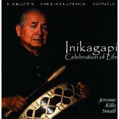 Jerome Kills Small - Inikagapi - Celebration Of Life #Inikagapi Olowan purification songs #PrairieEdge