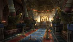 """Concept Design Academy: """"Environment & Lighting"""" workshop with Khang Le this Saturday~!!!"""