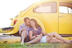 VW beetle engagement - Google Search