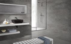 Avignon stone cladding by Ibero Porcelanico