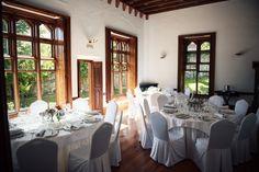 Luxury Wedding in one of the Gaudí's building. @ El Capricho de Gaudí. Comillas, Spain