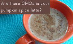 DIY Pumpkin Spice Latte Recipe (GMO-Free!)