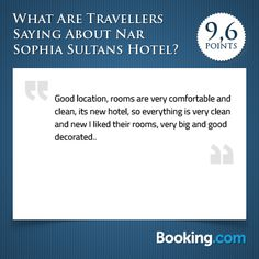 What are travellers saying about Nar Sophia Sultans Hotel? #istanbul #hotel #testimonial #istambul #travel