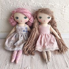 I have had some inquiries about the dolls and I want to let you know I plan to release everything next week. I am still trying to figure out the best way to list them. I have a couple ideas that I think might work. I will post more info today or tomorrow. Thanks for being so patient with me. I have been pulled in so many different directions these past couple weeks. More soon!! ✨✌️