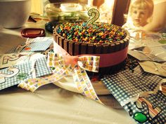 166: The engineering of a birthday cake!